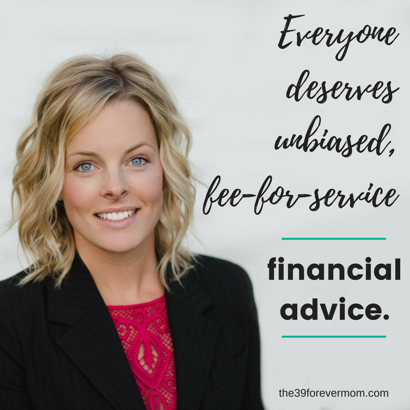Unbiased financial advice