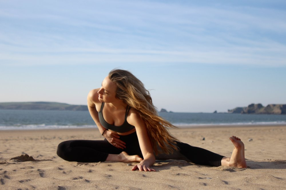 Yoga for pelvic pain