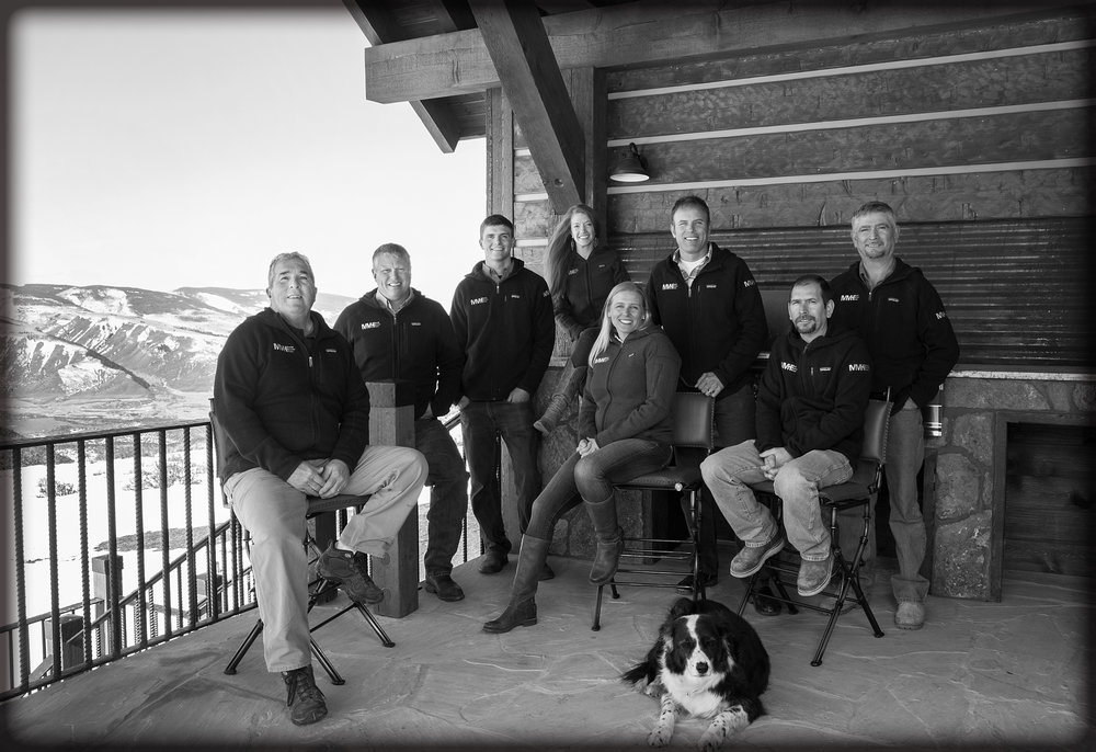 Meadow Mountain Homes - THE TEAM
