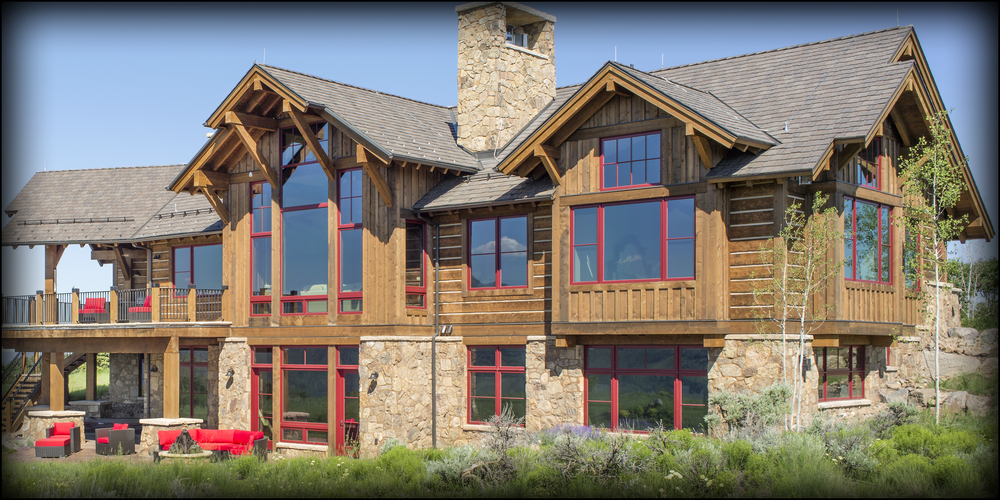 Custom Home Builders In Vail Colorado Meadow Mountain