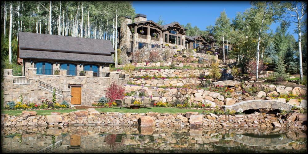 Custom Home Builders in Vail Colorado Meadow Mountain Homes