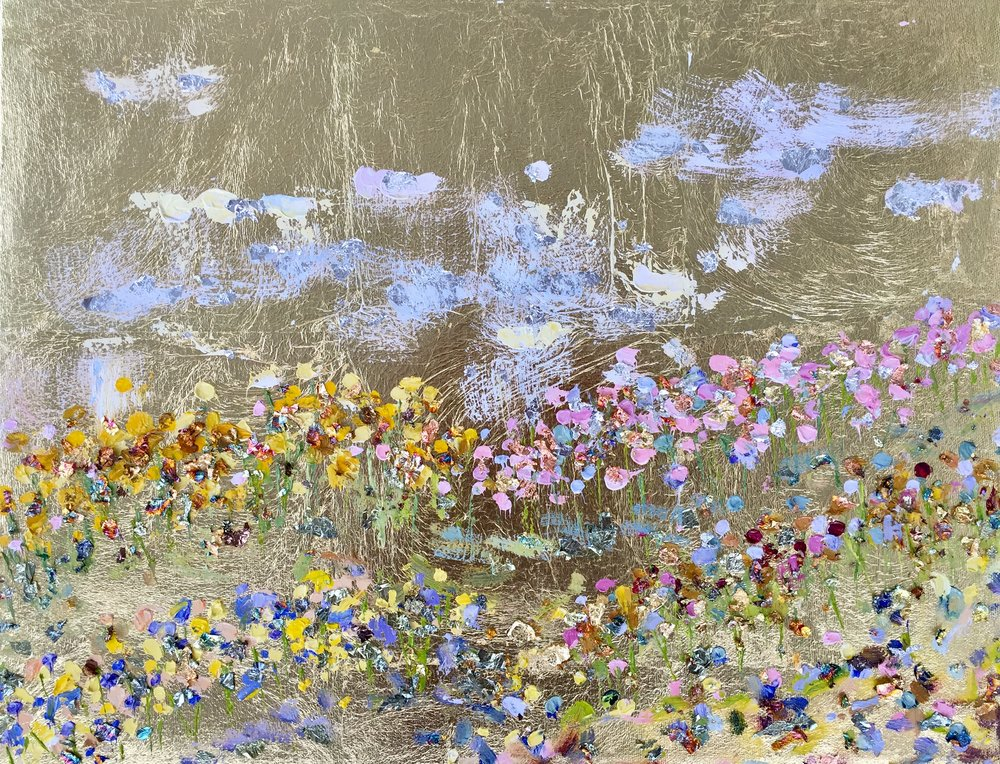 Pleasantness*<br>14 x 18 in.
