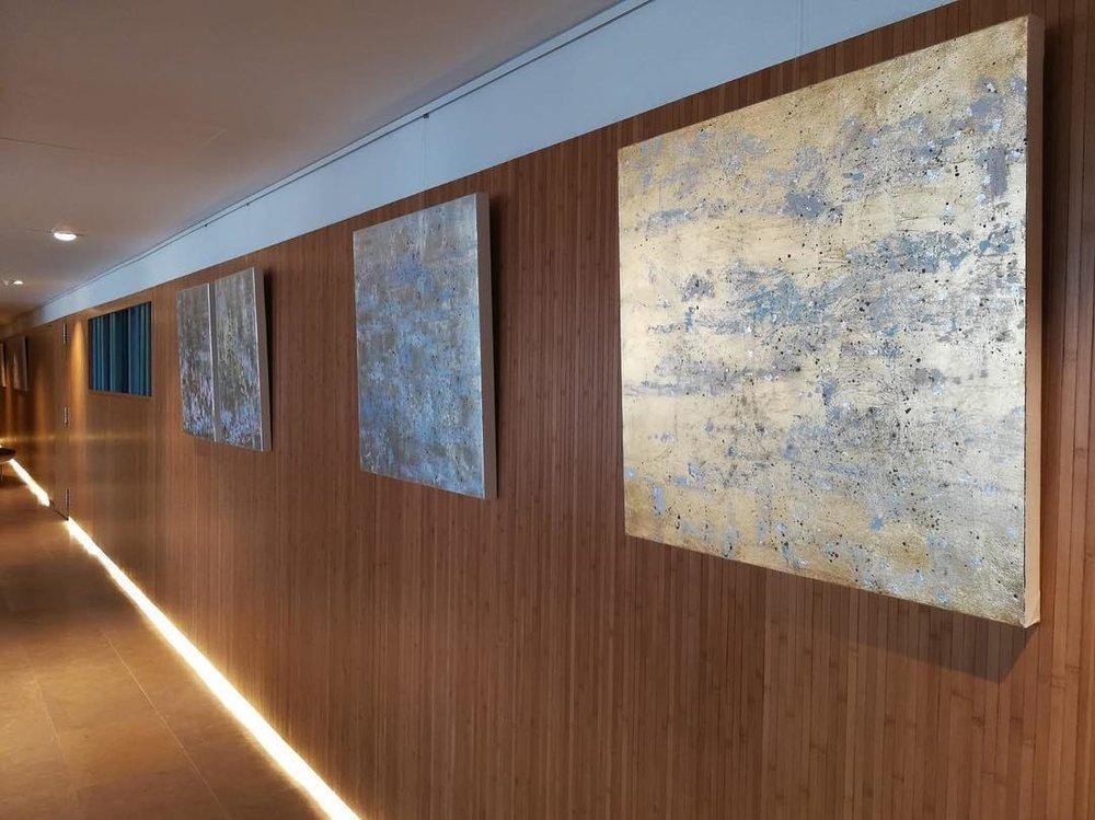 OD TALAMANCA - A New Solo Exhibition by Michelle SakhaiJuly 14 - August 2, 2018OD Talamanca HotelCarrer de Jesús, 28, 07800 Santa Eulària des Riu, Illes Balears, Spain