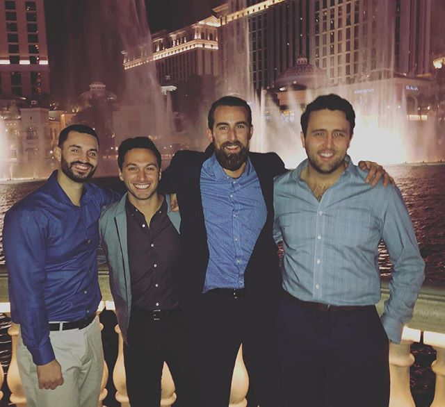 These guys. #vegas