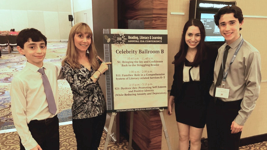 KidsRead2Kids was a speaker at the 2018 International Dyslexia Association Annual Conference. Our topic was: Bringing the Joy and Confidence Back to the Struggling Reader. Contact us for Speaking Engagements.
