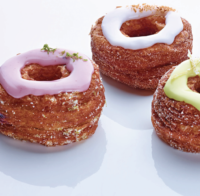 CRONUT,COOKIE SHOTS& MADELEINES - TWIST ISSUE
