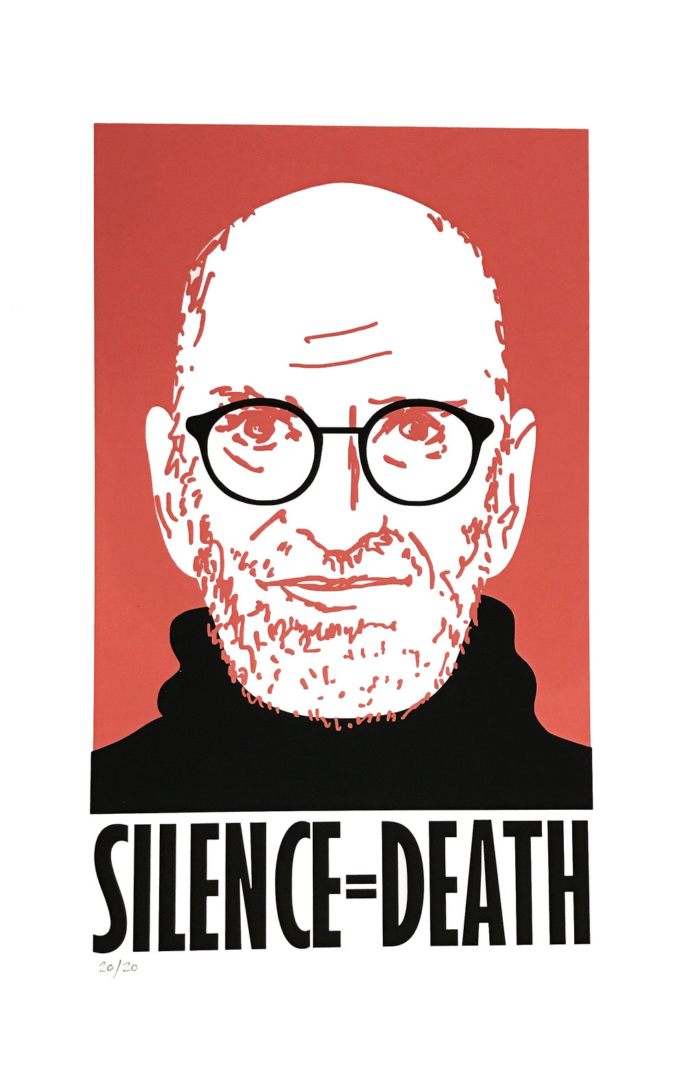LARRY KRAMER - SILENCE EQUALS DEATH