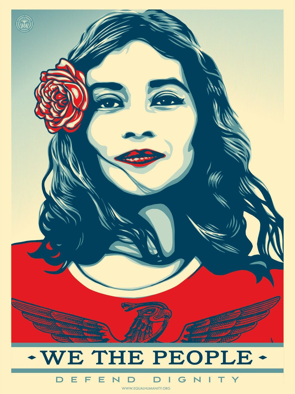 SHEPARD FAIREY: DEFEND DIGNITY