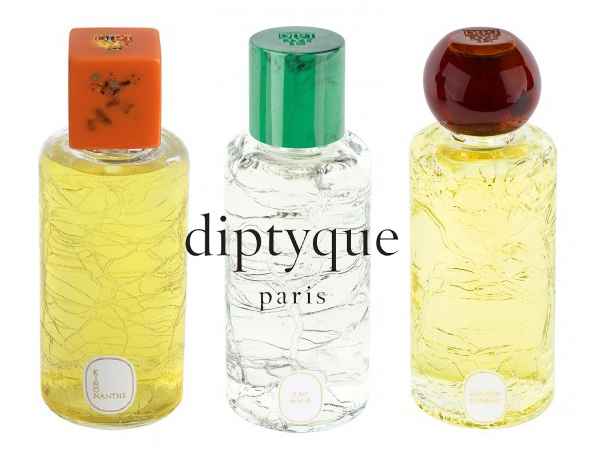 DIPTYCHE'S EAU DE PARFUM COLLECTION