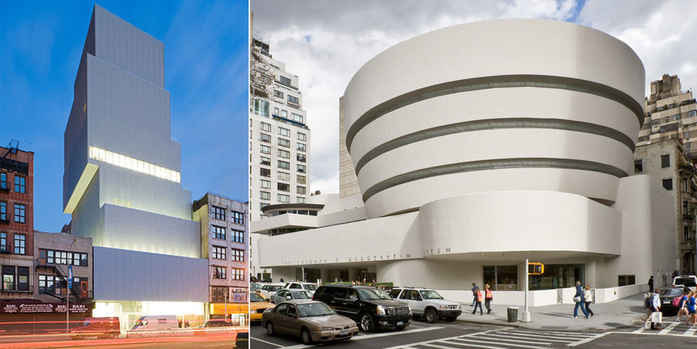 GET CULTURE: NEW MUSEUM & GUGGENHEIM
