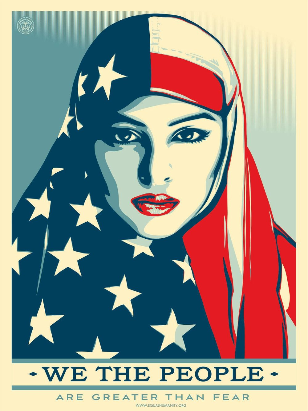 SHEPARD FAIREY: GREATER THAN FEAR