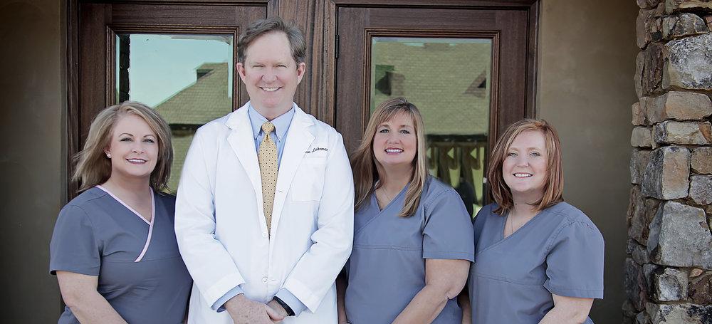 Lakeman Family Dentistry Team