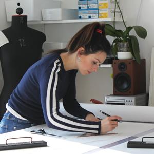Lina Baumbach - design assistantlina.baumbach@myamd.de