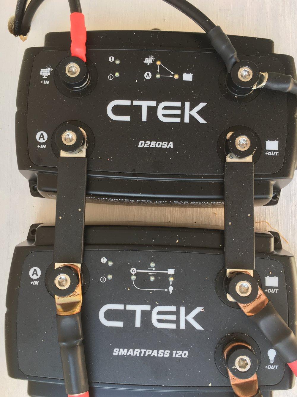 CTEK DUAL SMARTPASS