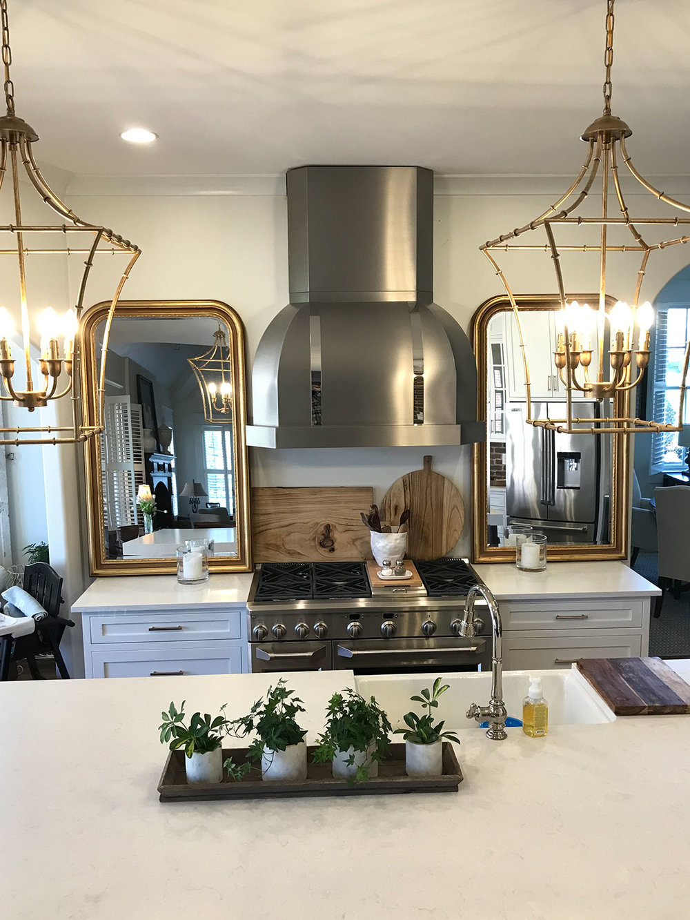 Reimagined Gatherings - Full Kitchen Transformation