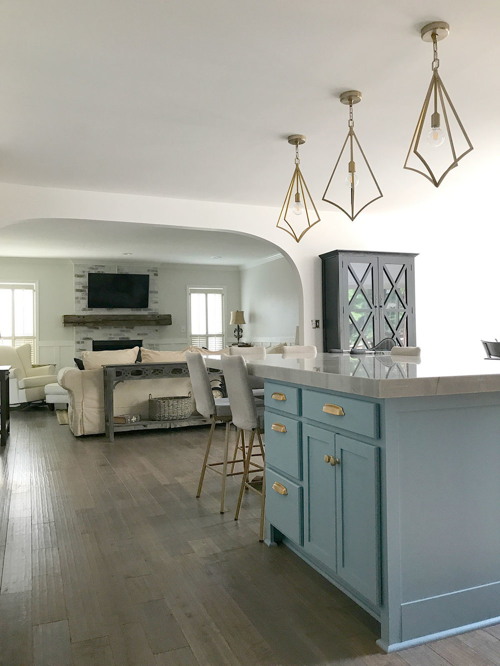 Complete Home Transformation - A Childhood Home Redux