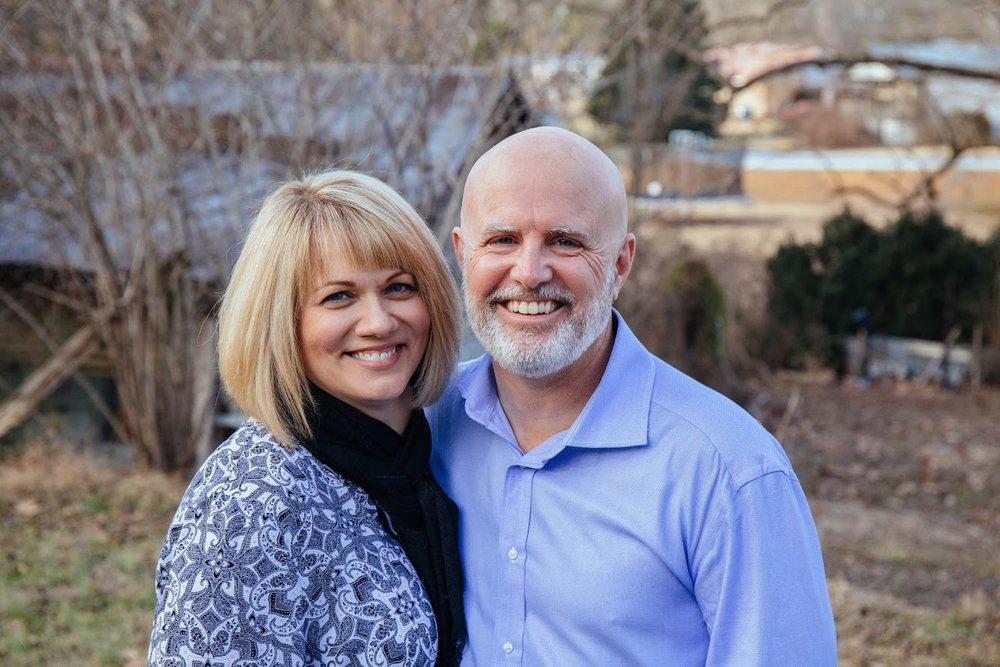 - Pastor Mark and Jennifer Machen
