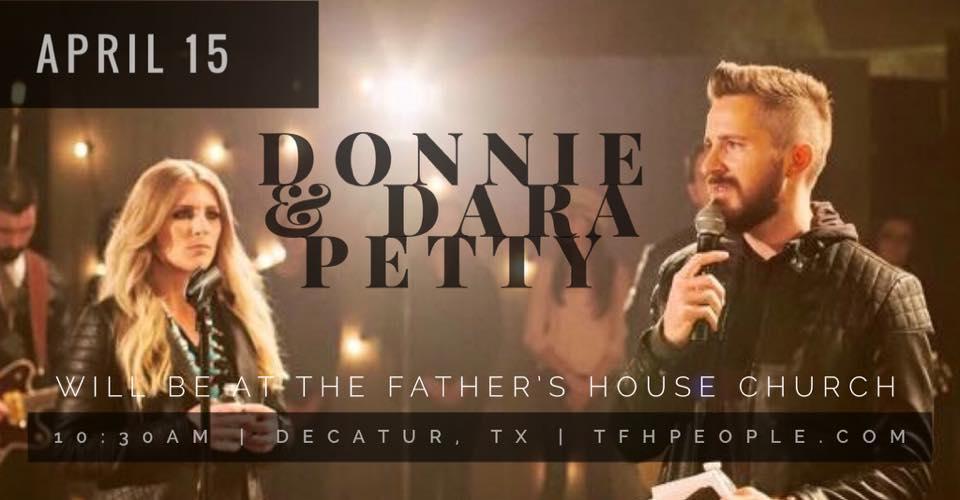 Donnie+Dara Petty