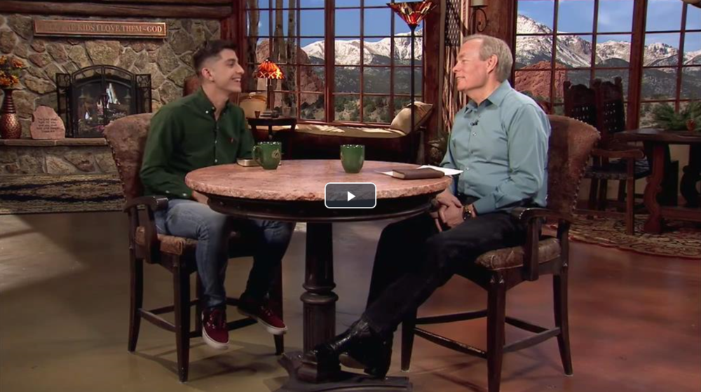 Looking for the Inside Story? - If you want to get to know Javier Macias you have to see this interview! Click the picture to see Andrew Wommack interview Javier and be amazed by his testimony.