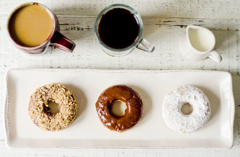 Organic Lotus Coffee & Donuts