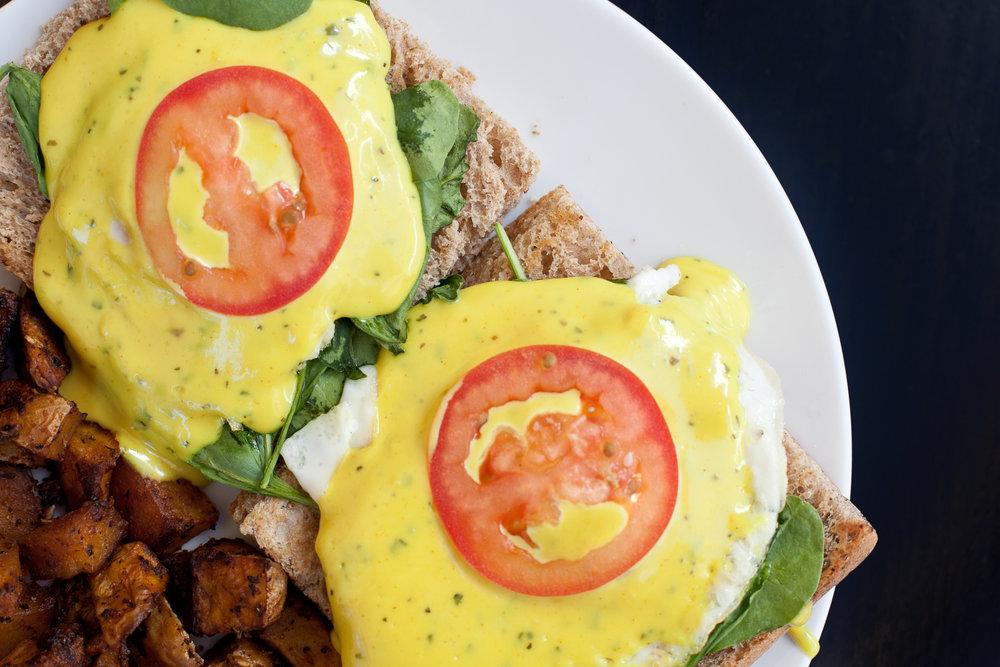 breakfast - SAT & SUN 8am-11am