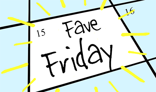 Our First Fave Friday! - In a digital world there's tons of amazing content out there. Here are a few of our top picks in no particular order.  We hope you enjoy our first ever Fave Friday!
