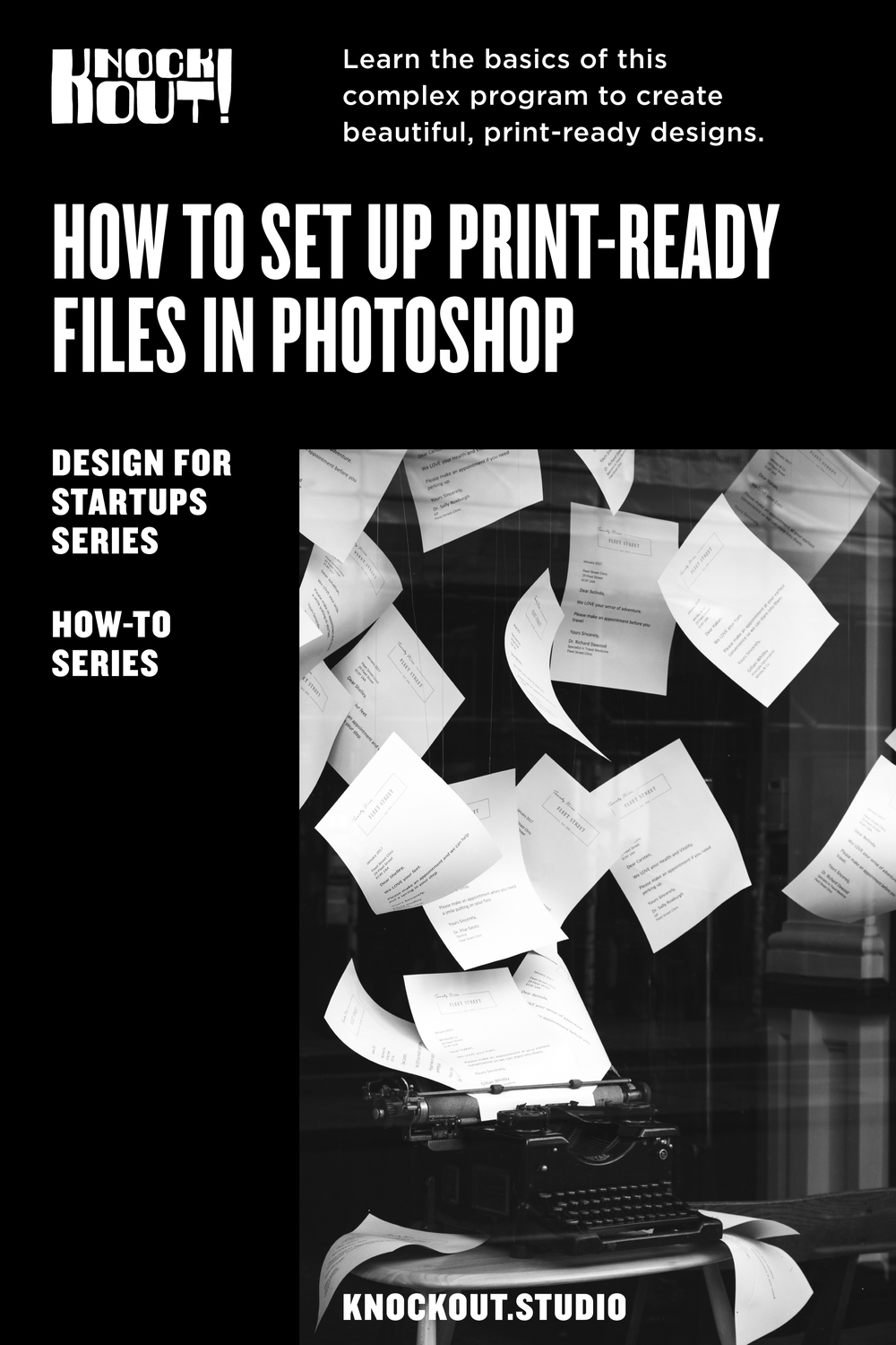 How To Set Up Print-Ready Files in Adobe Photoshop