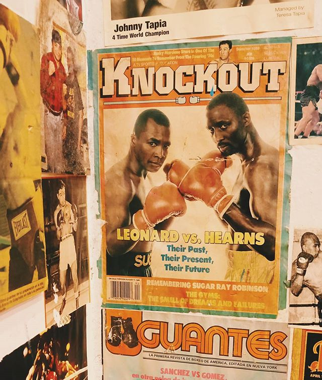- - - - #found #ephemera #foundtype #foundfont #typography #boxing. #knockout