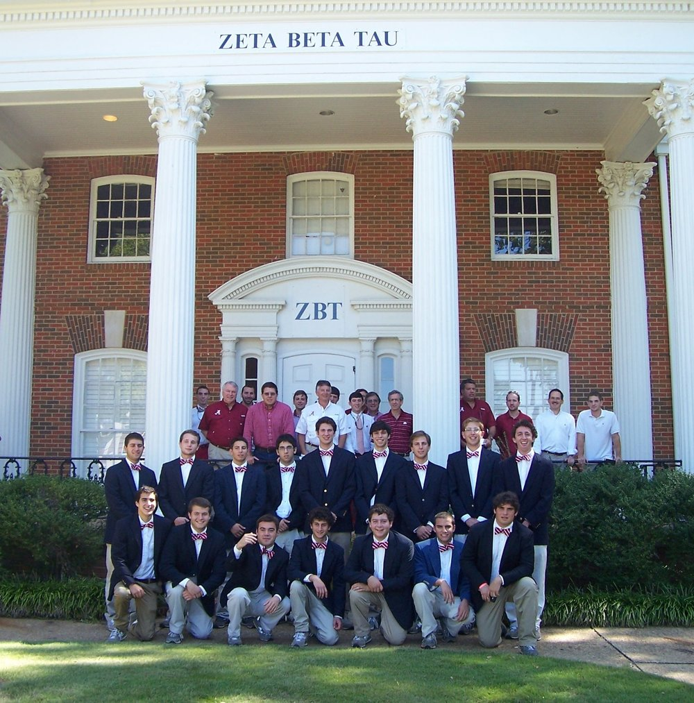 Group in front of house.JPG