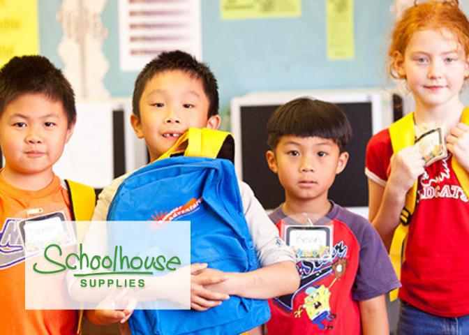 2008: Schoolhouse Supplies