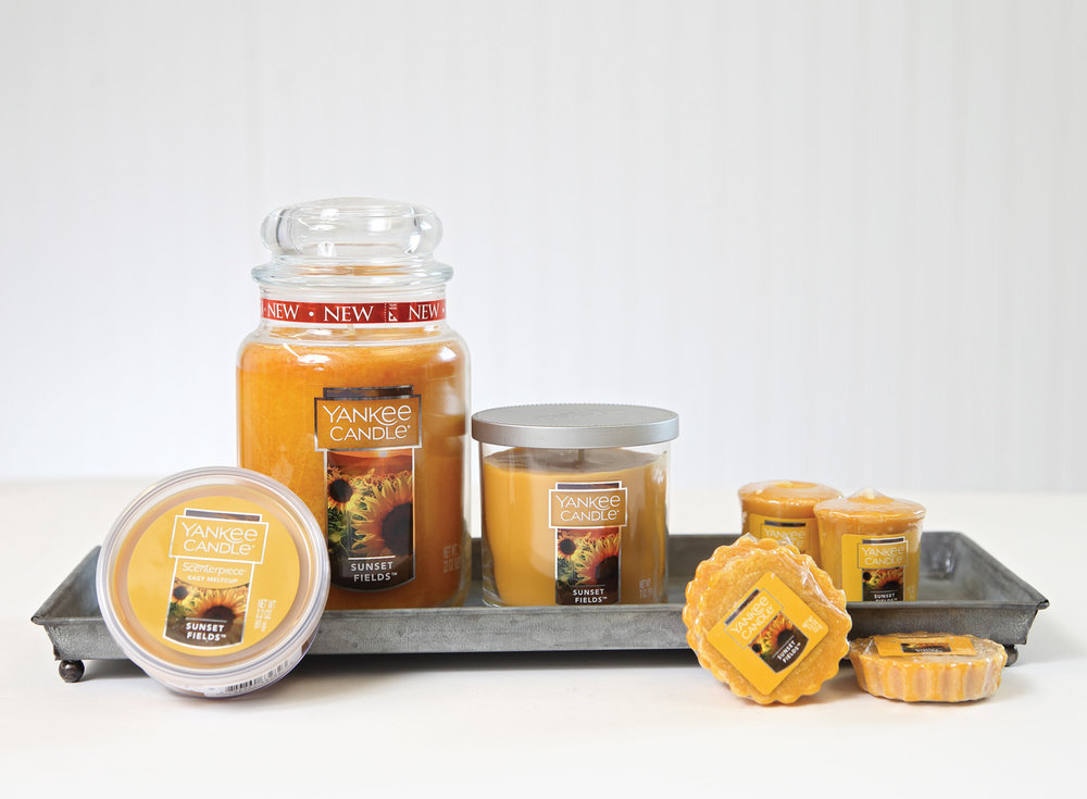 Yankee Candles available at Jeffery Alans 4 Stores in Illinois and Indiana