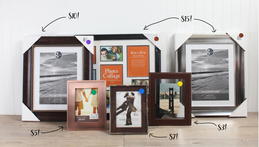 Ready-made Frames at Jeffrey Alans, 4 locations in Illinois & Indiana – 2017 July Summer Yard Sale – Selection will vary with each store having a unique mix of items to discover.