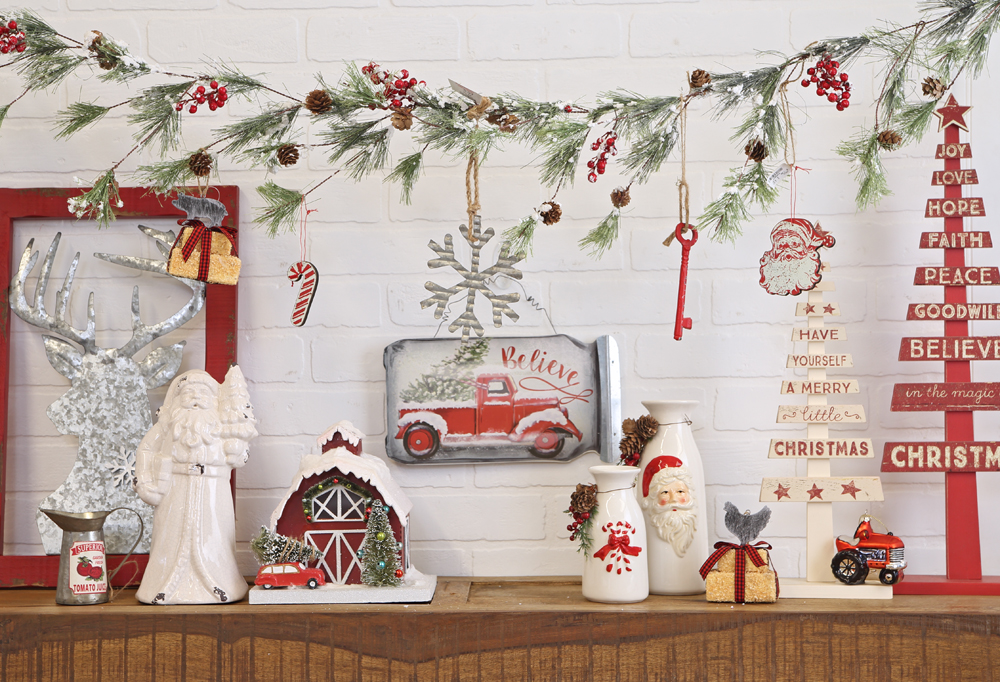 Farmhouse Theme at Jeffrey Alans, 4 stores in Illinois & Indiana