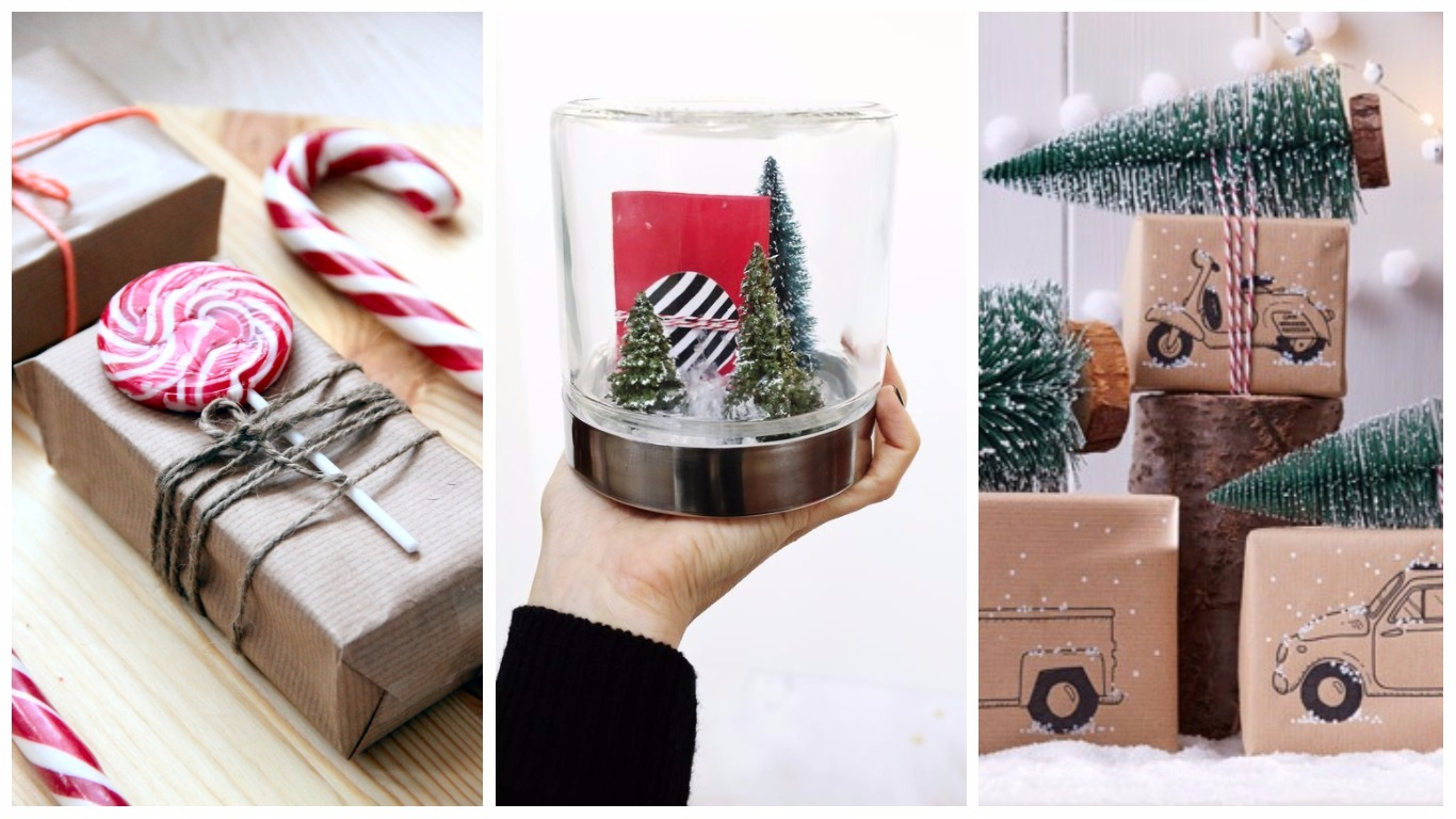 Creative Gift Wrapping Ideas — JEFFREY ALANS