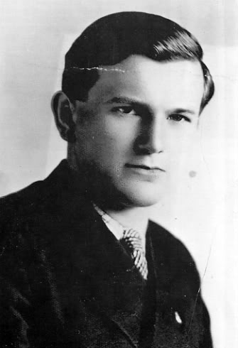 Pope St. John Paul II as a young man