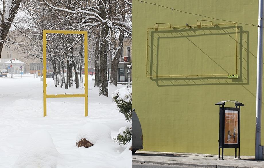 Extraídas de la serie que podéis encontrar clicando  aquí . Firmada como Vulovak. Kaunas, Lituania, 2014.