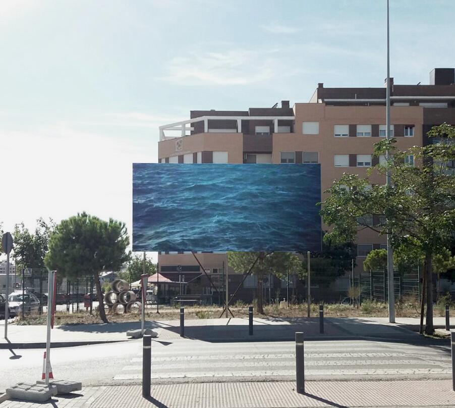 "Jesús García, ""365 Km"", 2017."