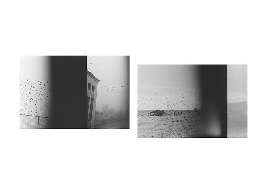 """Cristina R Vecino, """"Memoria Construida"""", 2016."""