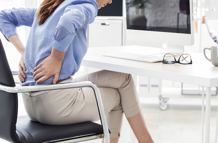 Lower Back Pain -