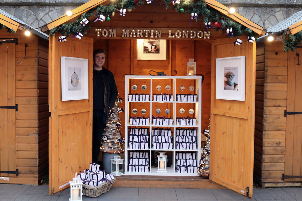 Winchester Cathedral Christmas Market - Winter 2018, Art • Places • PeopleWe are now settled in our chalet for our two weeks at the famous Winchester Cathedral Christmas Market.