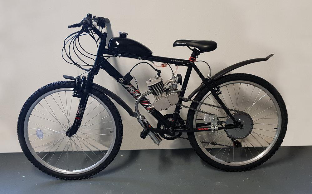 Prices Motorized Bikes Ireland