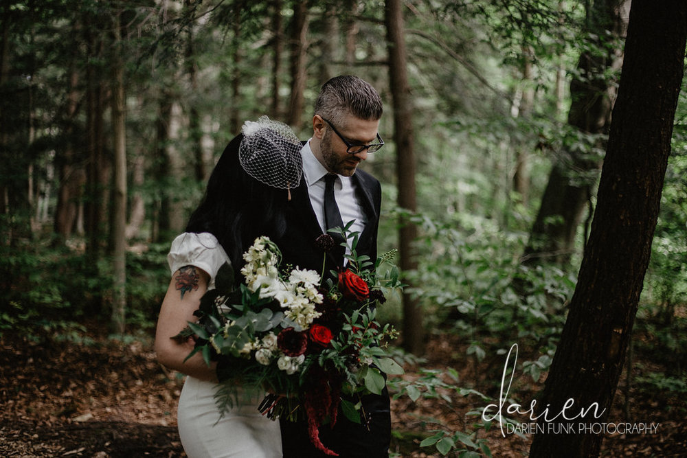 ontario wedding florist