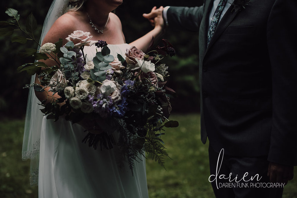bayfield wedding florist