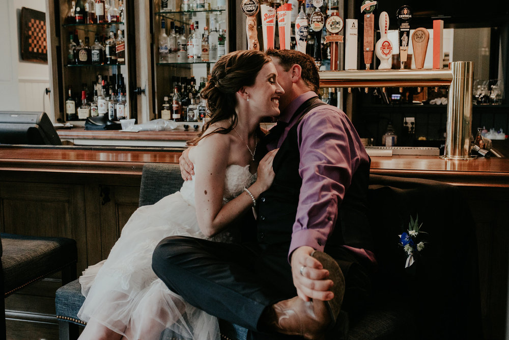 ELOPEMENT AT THE LITTLE INN