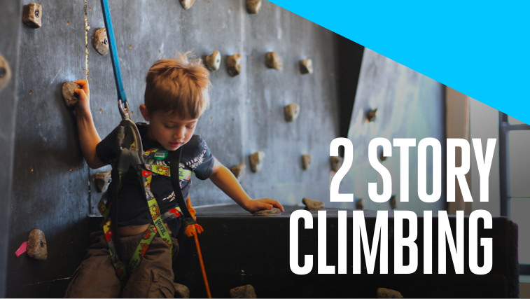 $3 per climb or $15/day pass. Members climb free all the time!