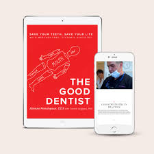 Once you understand how the health of your mouth is connected to your overall health and wellness, you'll know which dentists in your community to look for, and how to find them.   - https://www.amazon.com/Good-Dentist-Mercury-Free-Systemic-Dentistry-ebook/dp/B01DVPIIH2