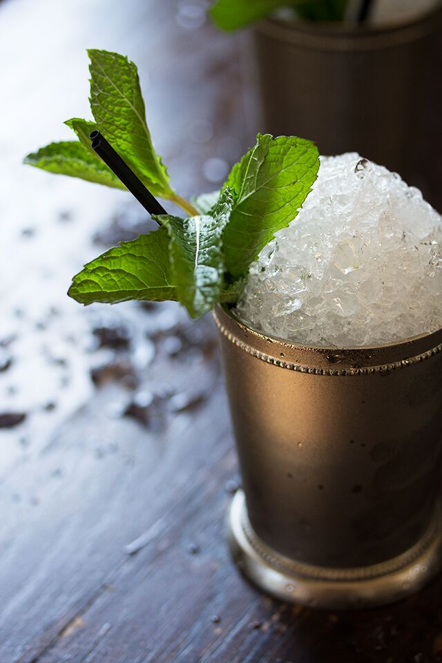 Barrow's Intense Mint Julep
