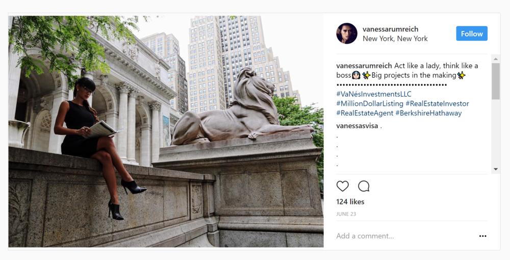 Vanessa Rumreich of Berkshire Hathaway HomeServices New York Properties