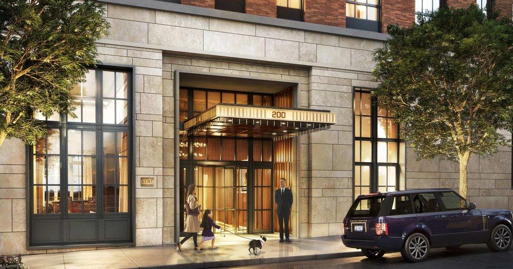 New York City's Top Luxury Buildings
