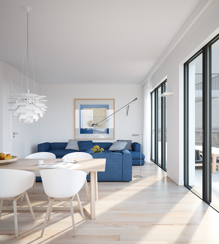 Cool-blue-apartment-open-plan-living-dining-with-modern-pendant-light-and-large-windows.jpg